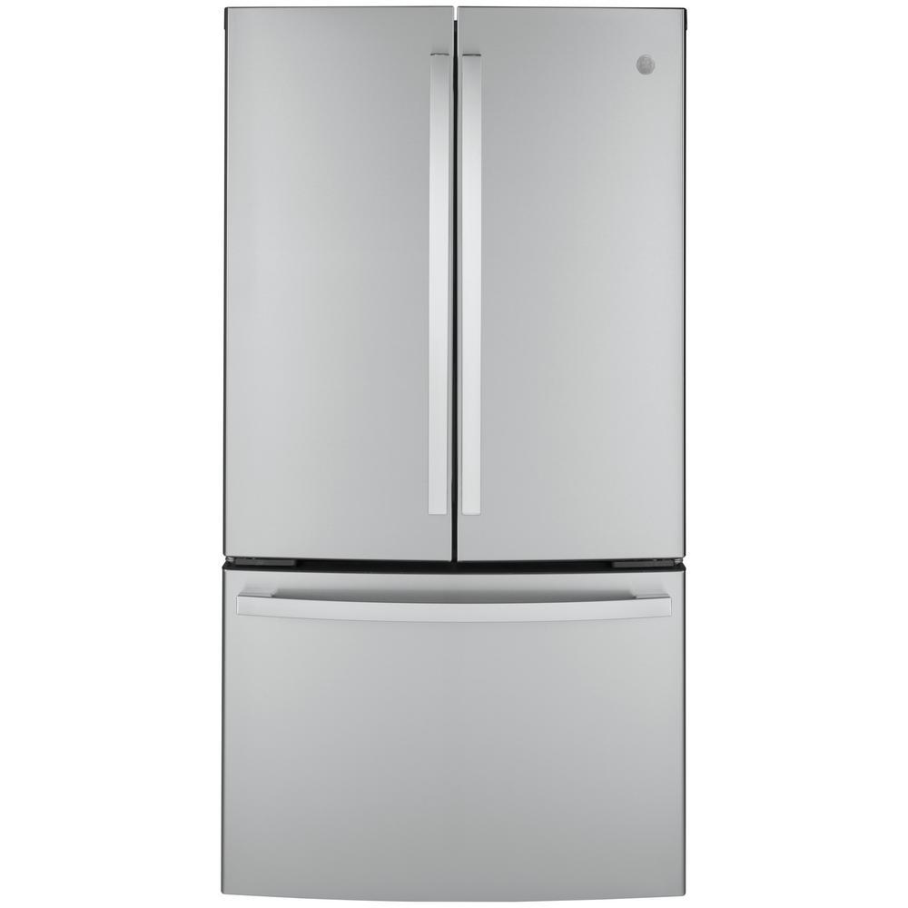 23 1 Cu Ft French Door Refrigerator