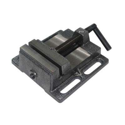 4 in. Flat Drill Press Vise