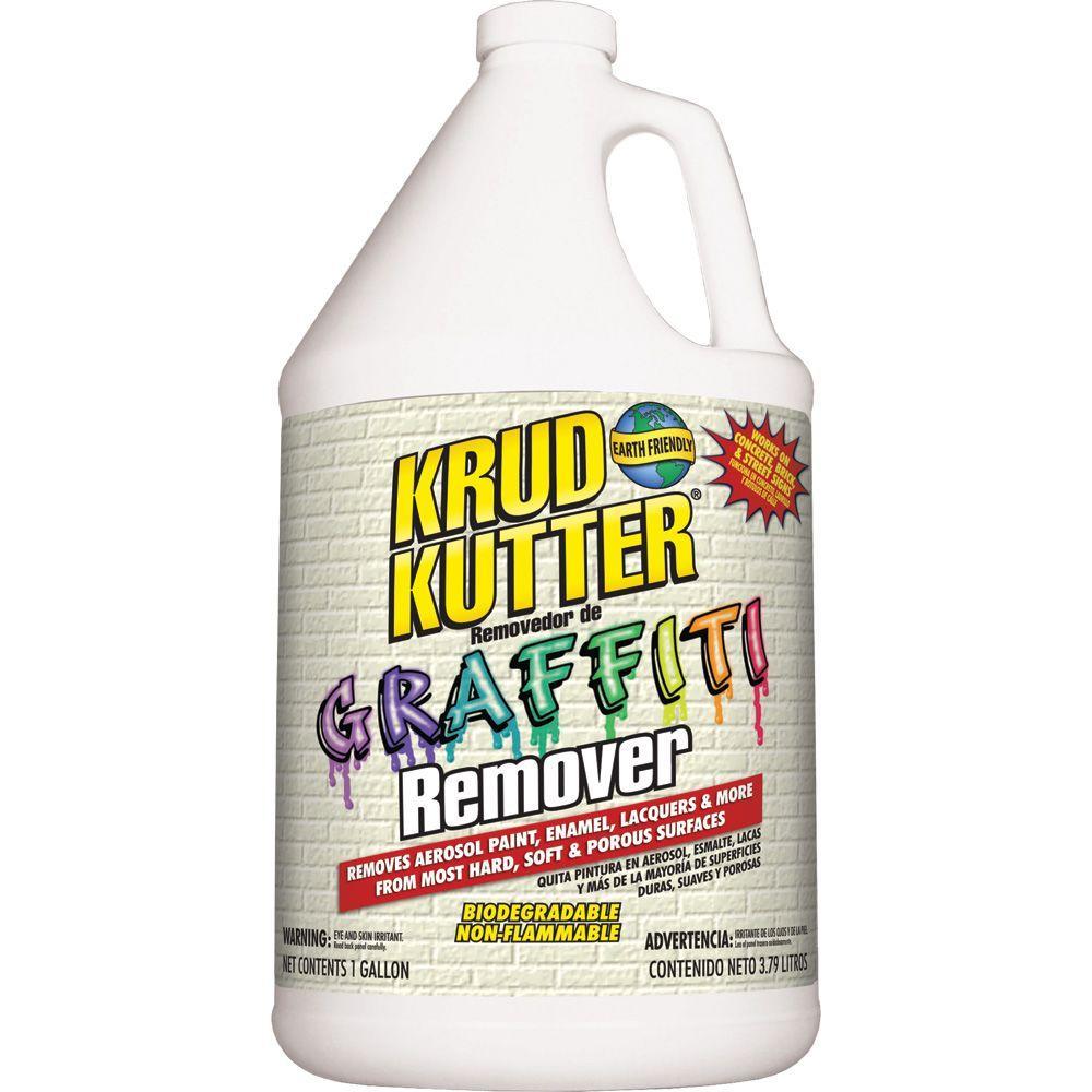 Krud Kutter 1 gal. Graffiti Remover