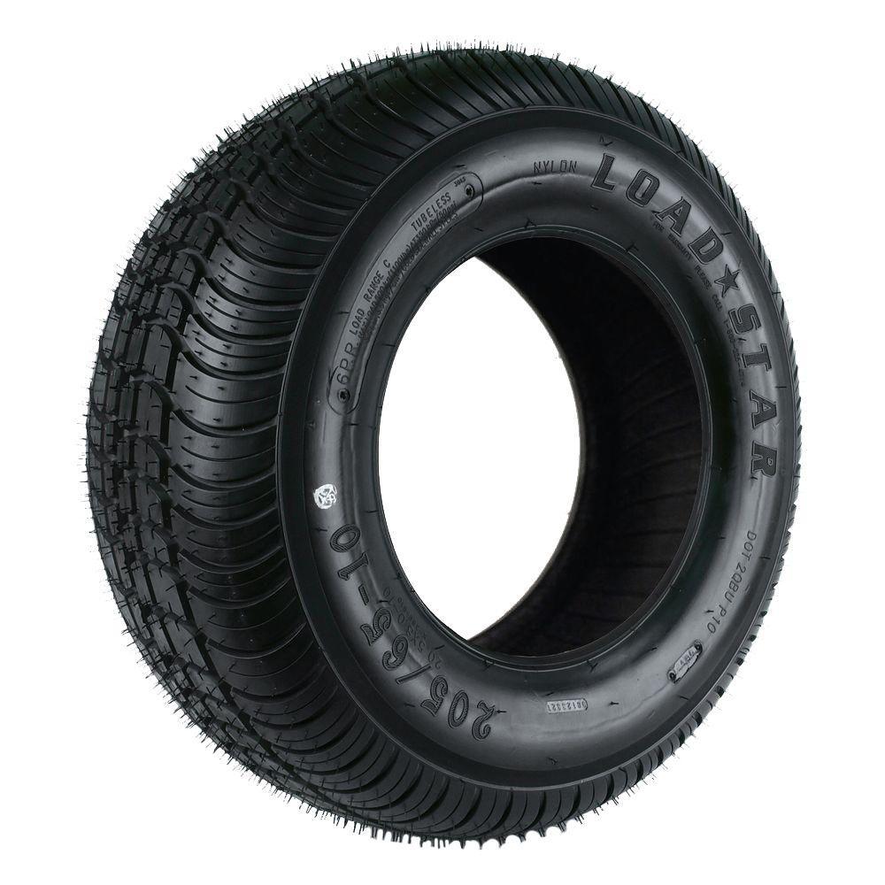 205/65-10 20.5x850-10 Load Range C Trailer Tire