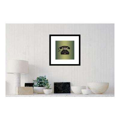 19.38 in. W x 19.38 in. H Delicious Moments by PI Studio Printed Framed Wall Art