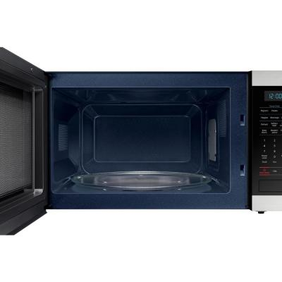 1.9 cu. ft. Countertop Microwave with Sensor Cook in Stainless Steel