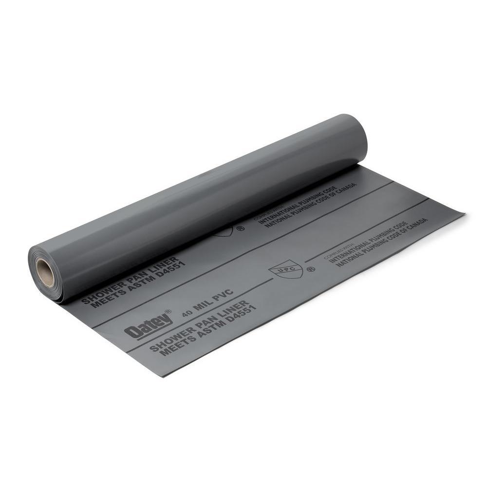Oatey 4 ft. x 50 ft. PVC Shower Pan Liner Roll