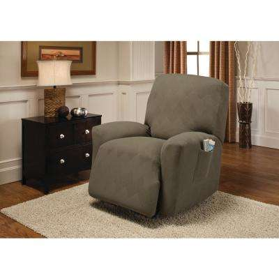 Optic Recliner Stretch Slipcover