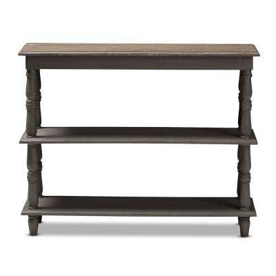 Nellie Brown Console Table