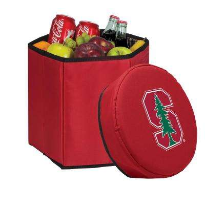 12 Qt. Stanford Cardinal Red Bongo Cooler