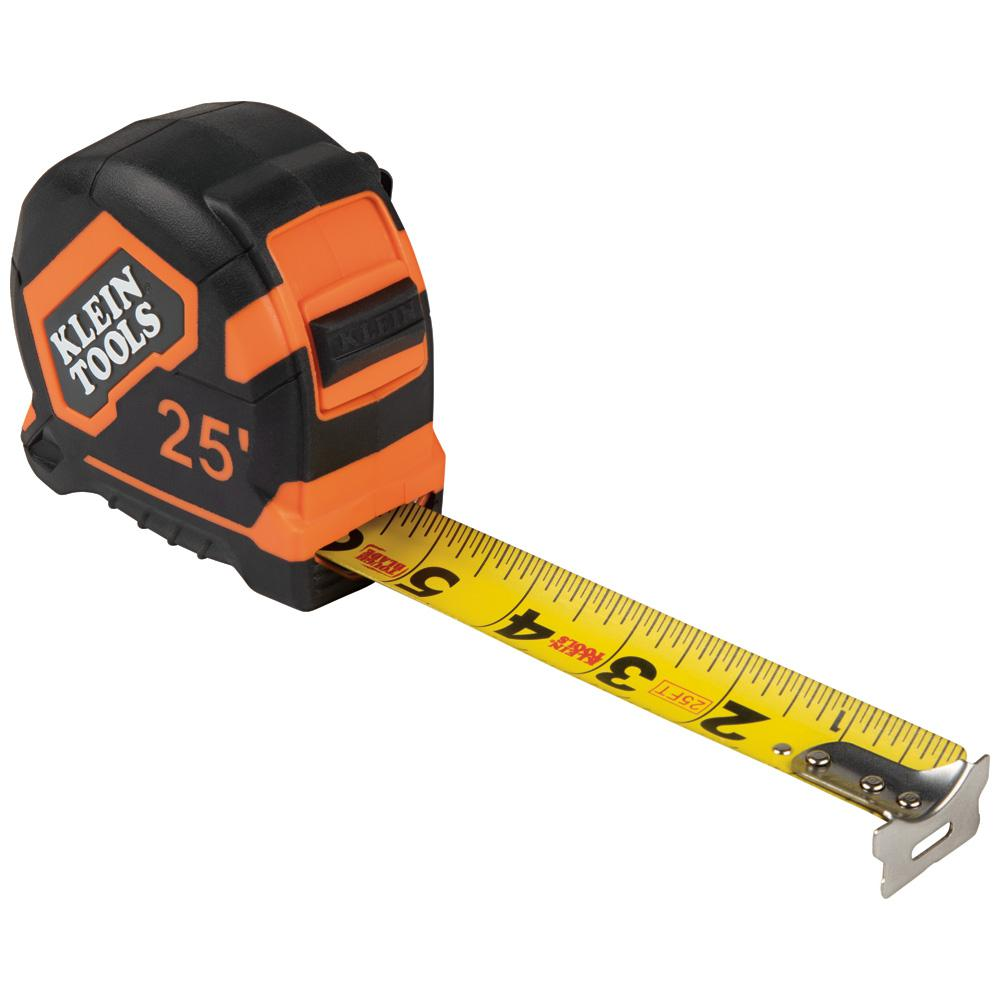 KleinTools Klein Tools 25 ft. Single-Hook Tape Measure