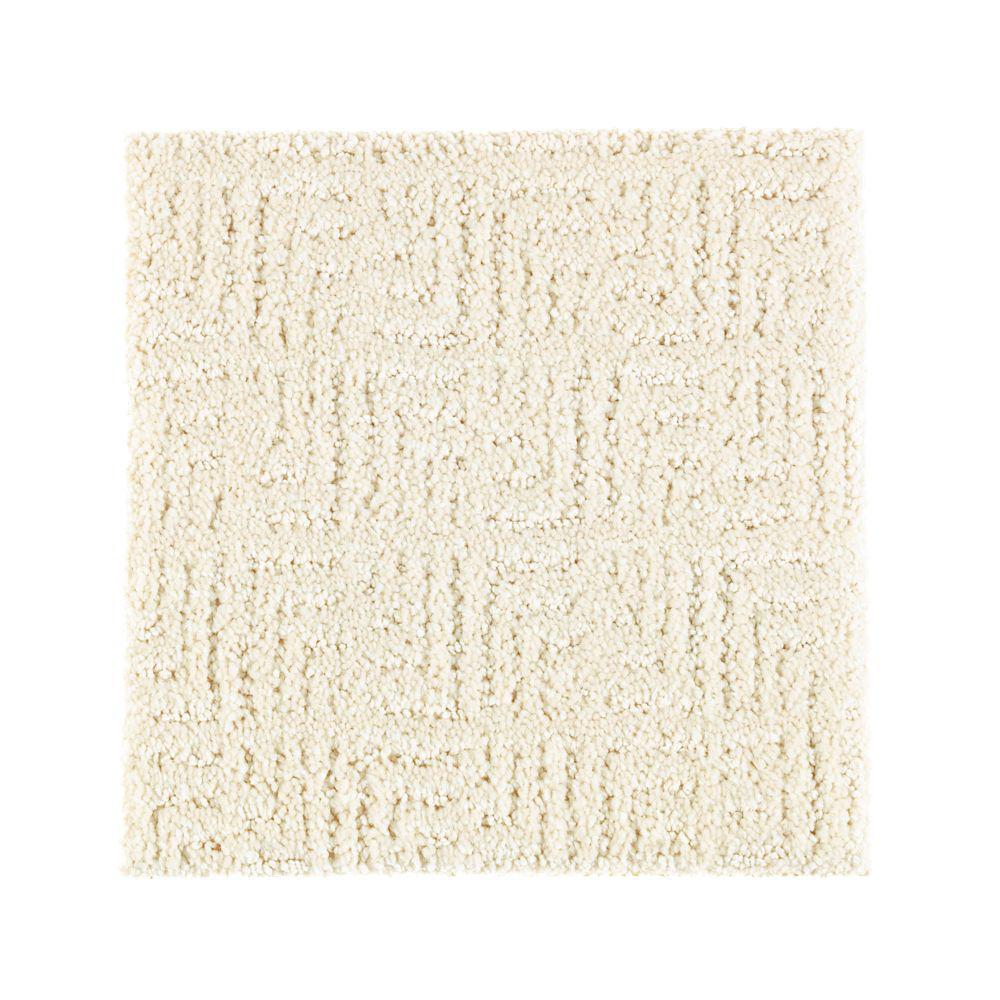 Carpet Sample - Scarlet - Color Appaloosa Pattern 8 in. x 8 in.