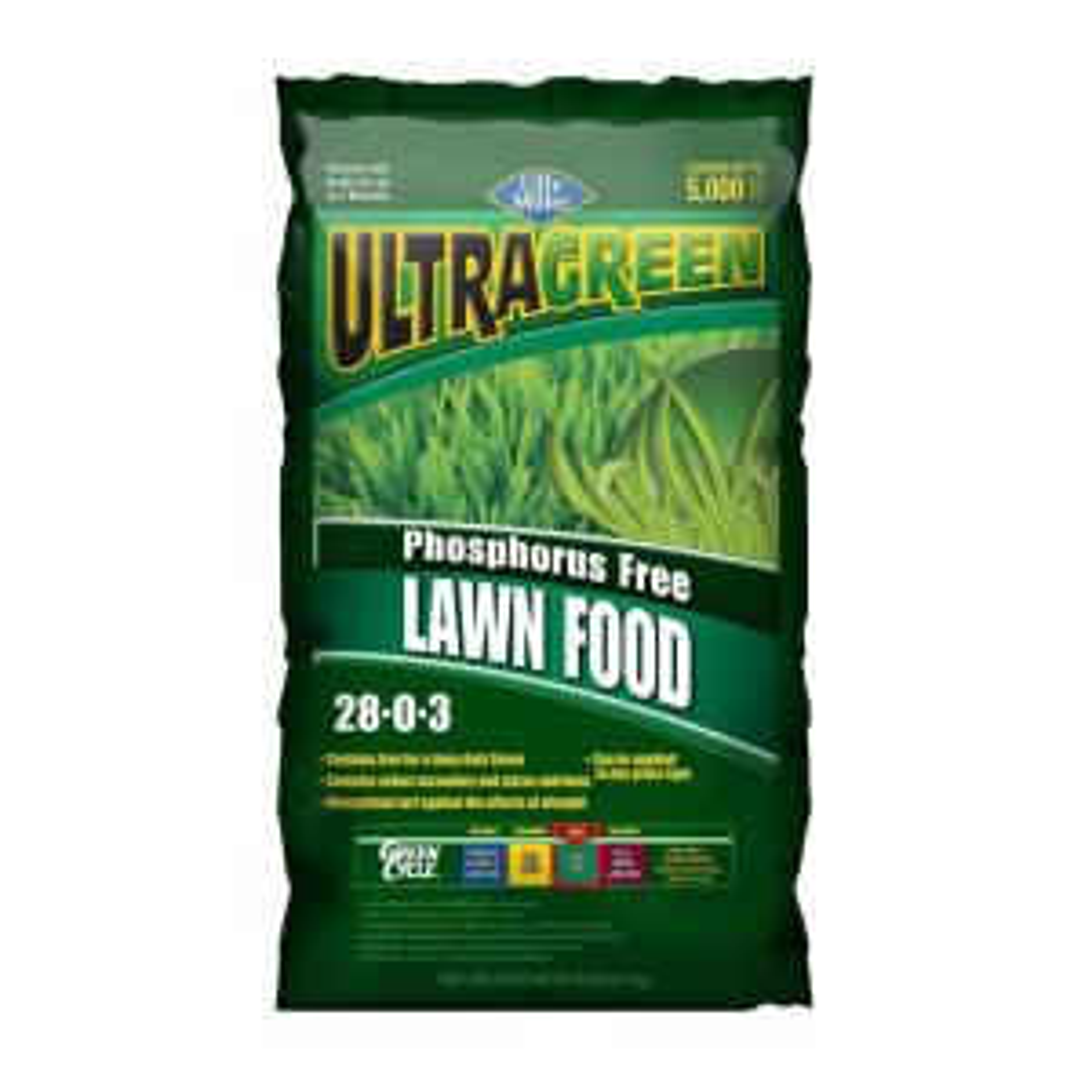 Lilly Miller Ultragreen 18 Lbs Phosphorus Free Lawn Food