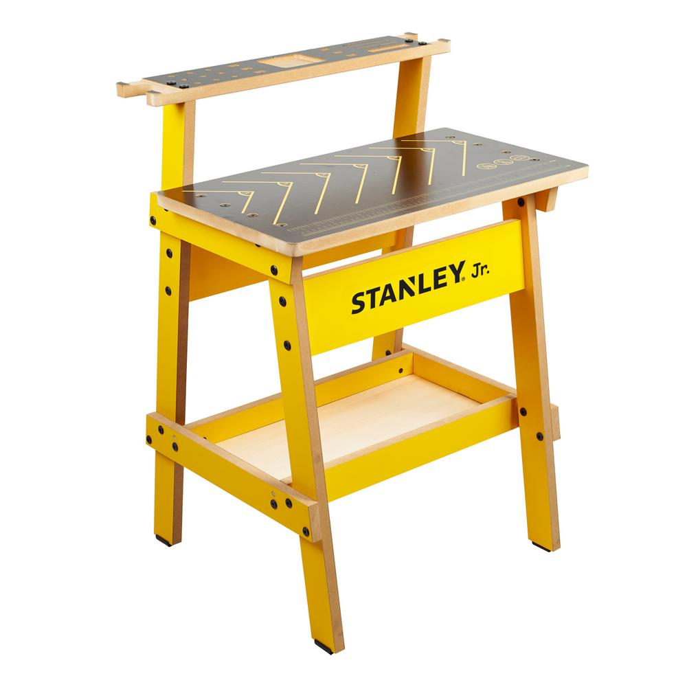 Stanley Jr Work Bench No Tools Included Wb002 Sy The