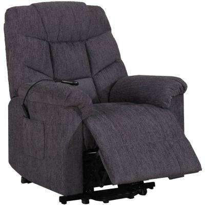 Chester Twill Blue 2-Way Lift Chair