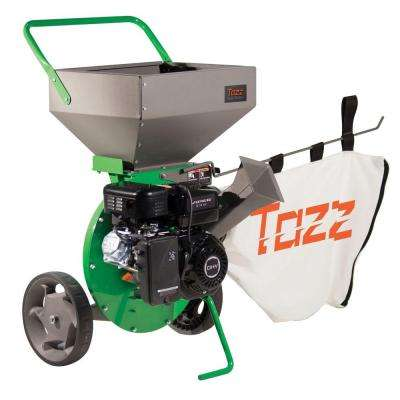 K32 Chipper Shredder with 212cc Viper Engine