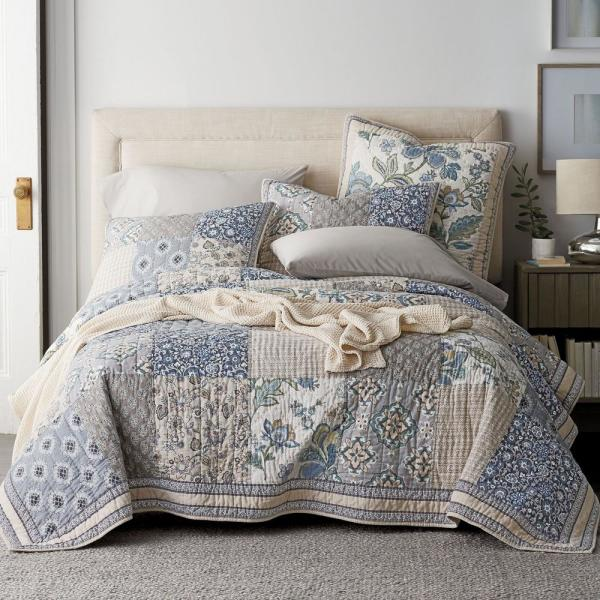 The Company Store Calais King Quilt 50255Q-K-MULTI