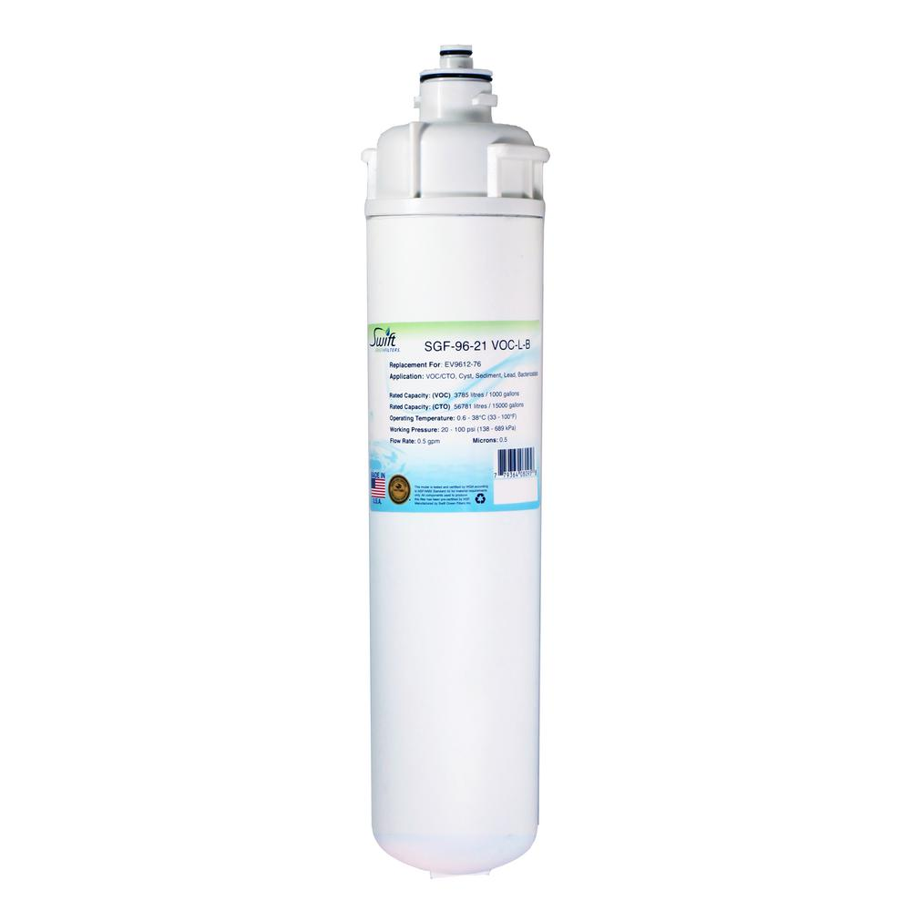 SGF-96-21 VOC-L-B Replacement Water Filter for Everpure EV9612-76 s