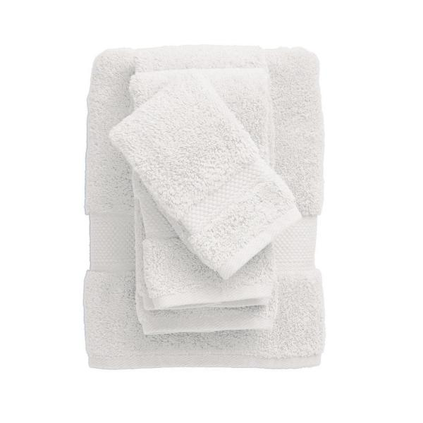 The Company Store Legends Sterling Supima Cotton Single Hand Towel in