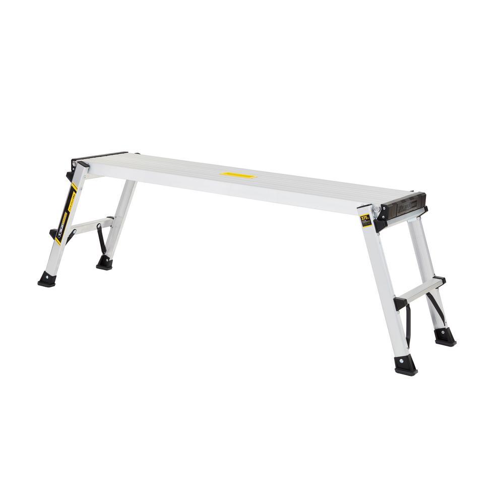 1.67 ft. x 4.25 ft. x 1 ft. Heavy Duty Aluminum