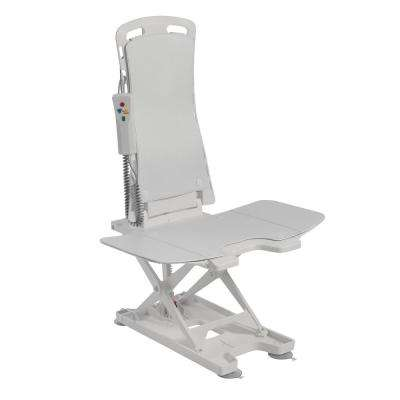 Bellavita Tub Chair Seat Auto Bath Lift in White