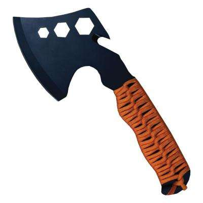 ParaHatchet Hatchet with Fire Starter in Orange