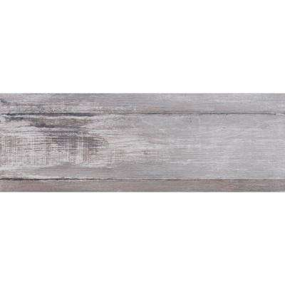 Duttonwood Ash 7 in. x 20 in. Glazed Ceramic Floor and Wall Tile (14.58 sq. ft. / case)