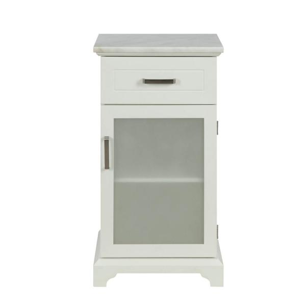 Acme Furniture Sakya White Cabinet