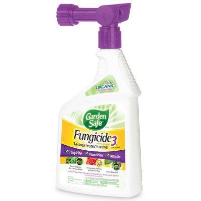 28 oz. 3-in-1 Ready-to-Spray Fungicide