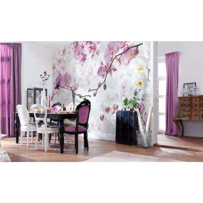 145 in. H x 98 in. W Allure Wall Mural