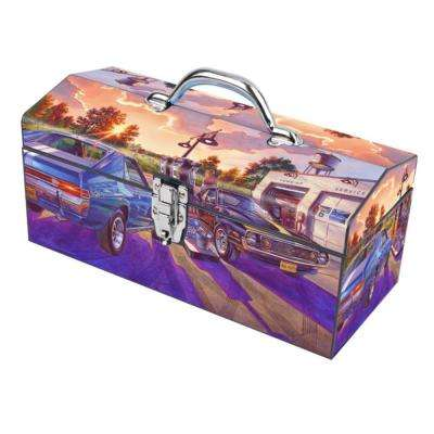 16 in. Pride of Kenosha Art Tool Box