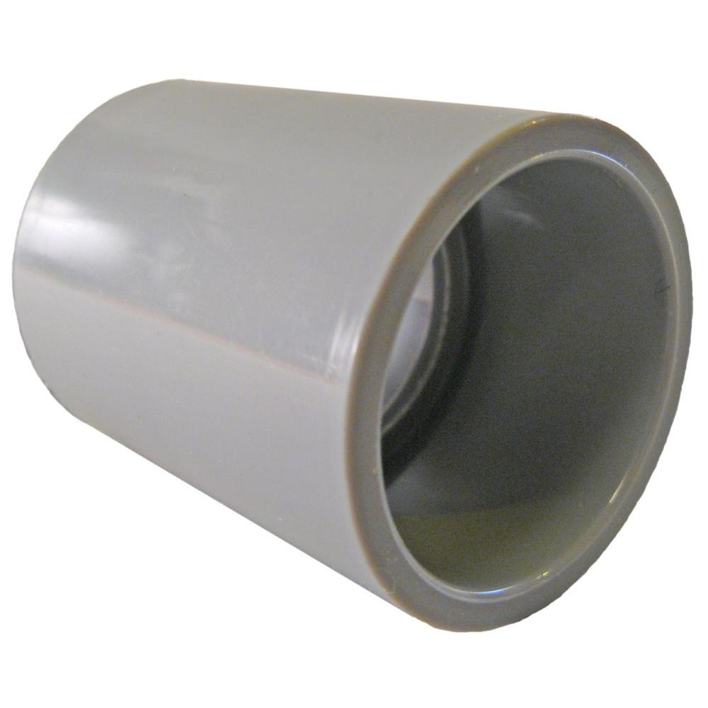 Pvc For Electric : In conduit coupling r the home depot