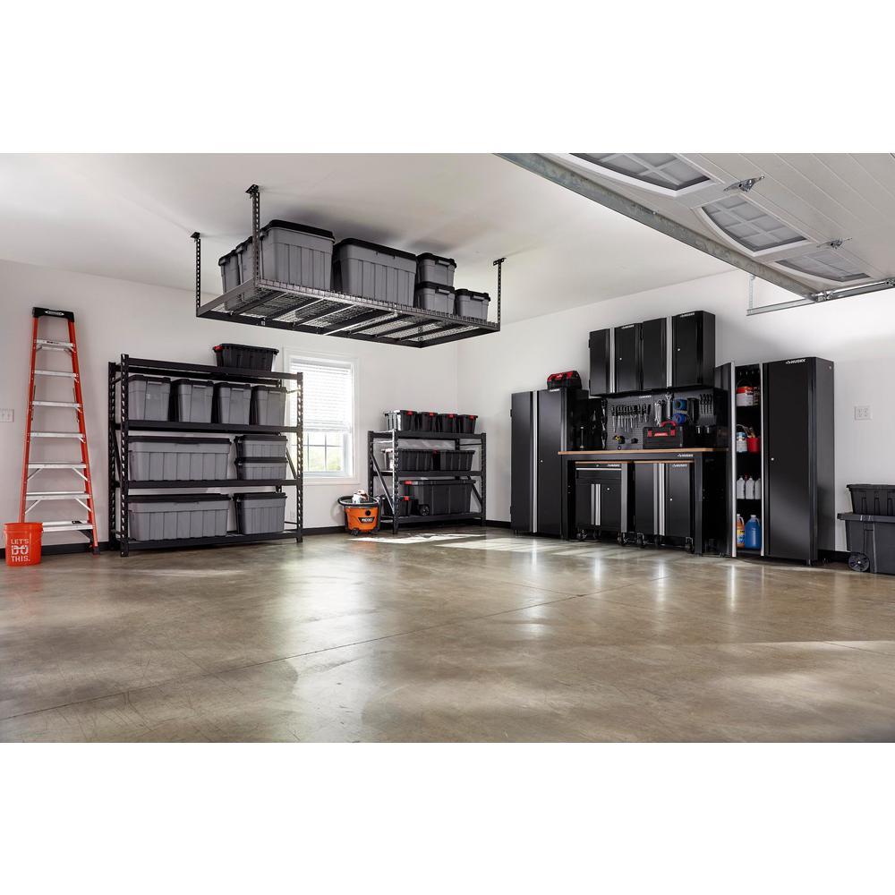 Everbilt 1 8 In Zinc Plated Steel Pegboard Organizer Assortment Kit 43 Piece 18027 The Home Depot