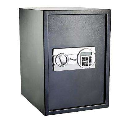 Tuff Stor Model 500 Digital Home Safe with LCD Display