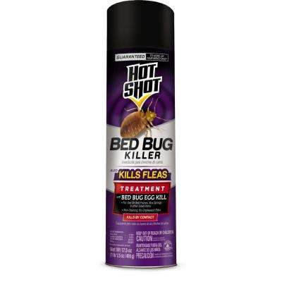 Bed Bug and Flea Killer 17.5 oz. Aerosol Spray