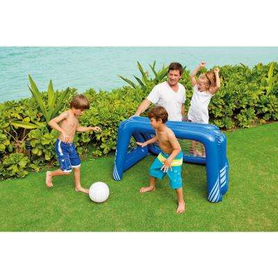 Fun Goals Inflatable Water Polo Pool Game
