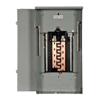 PL Series 200 Amp 20-Space 40-Circuit Main Lug Outdoor Load Center