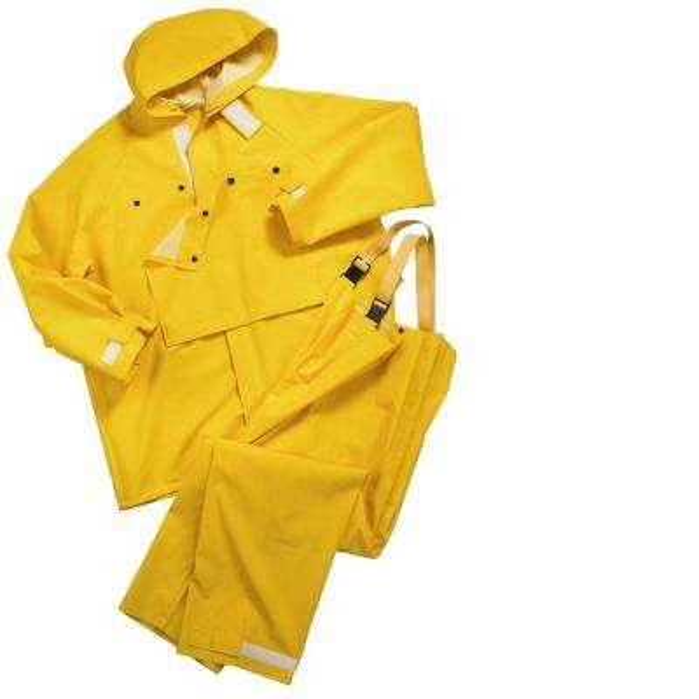 35 ml PVC Hydroblast Size 4X-Large Rainsuit (2-Piece)