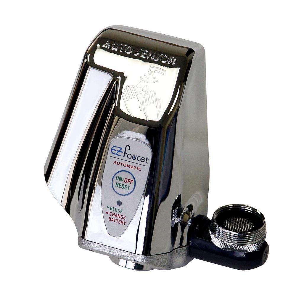 EZ Faucet - Touch-Free Automatic Sensor Faucet Adapter