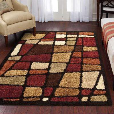 Geometric Orian Rugs Area Rugs Rugs The Home Depot