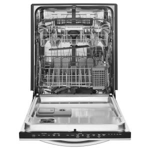 KitchenAid Top Control Dishwasher in Stainless Steel with Stainless ...