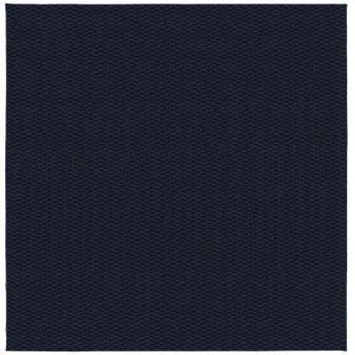 Medallion Navy 12 ft. x 12 ft. Square Area Rug