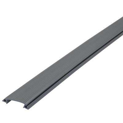 Deluxe 1-1/2 in. x 36 in. Vinyl Threshold Insert Replacement for Deluxe Aluminum Thresholds