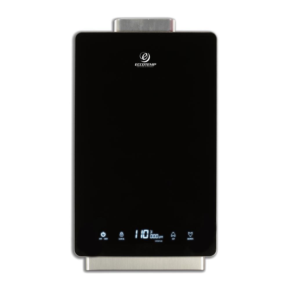 i12-Liquid Propane Indoor Tankless Water Heater
