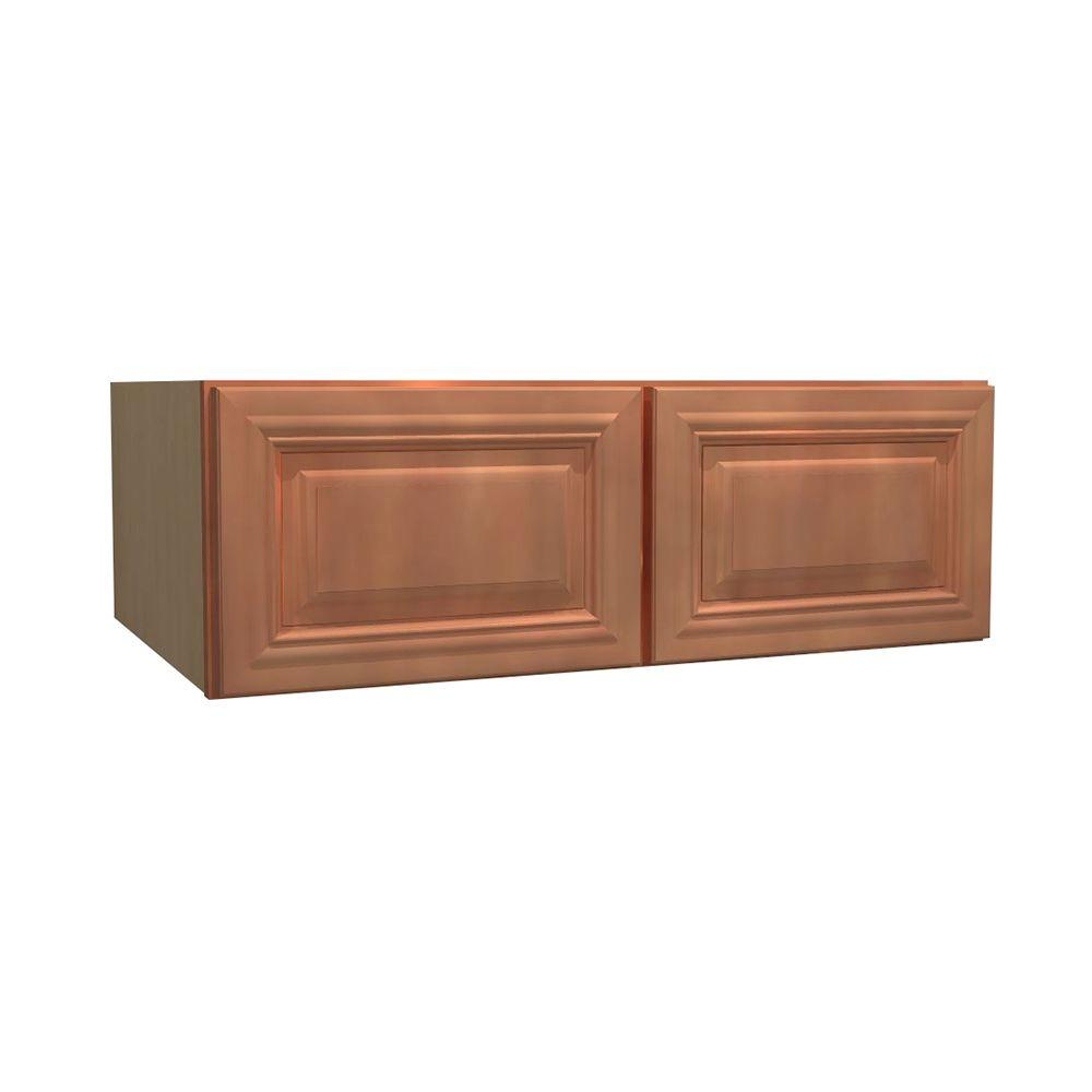 Home Decorators Collection Cinnamon Assembled 96x1x2 In: Home Decorators Collection Dartmouth Assembled 36x12x24 In
