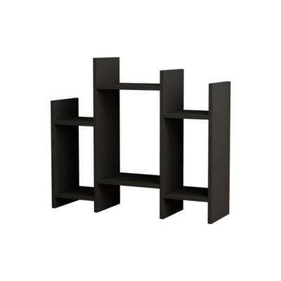 Sutton Anthracite Modern Side Table