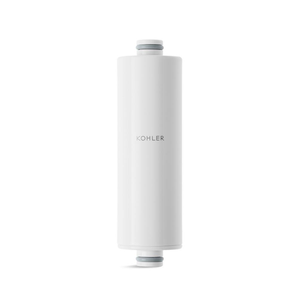 kohler aquifer shower replacement water filter cartridge k 30647 na the home depot. Black Bedroom Furniture Sets. Home Design Ideas