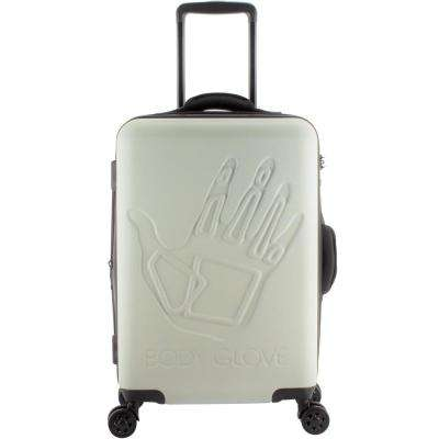 Redondo 22 in. White Hardside Luggage