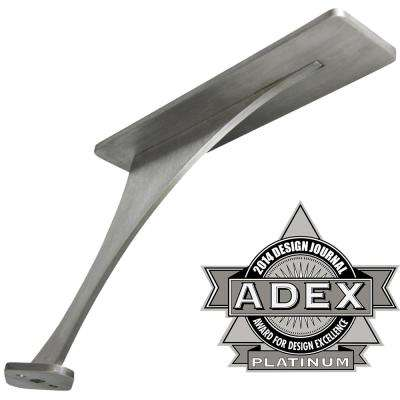 Foremont Stainless Steel Countertop Stand Off Post Support