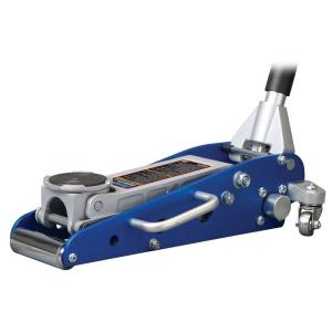 Click here to buy Big Red 1.5-Ton Compact Aluminum Floor Jack by Big Red.