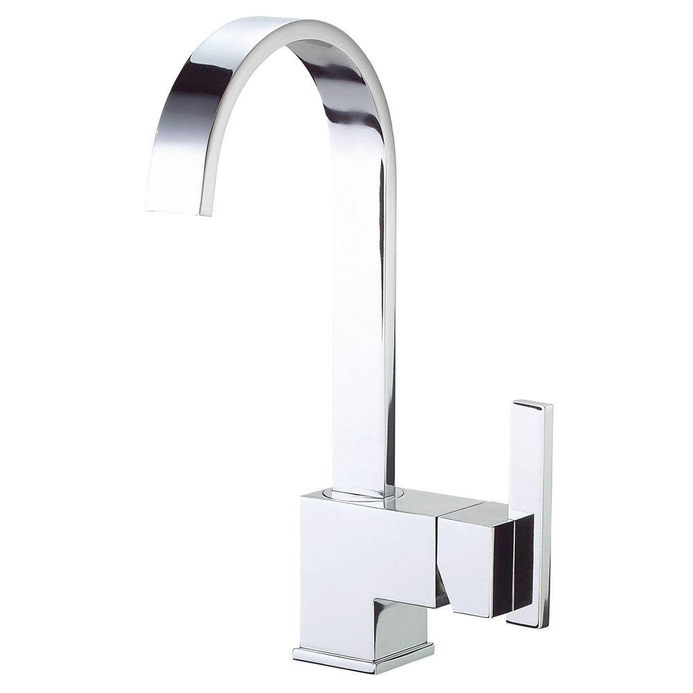 Danze Sirius Side Mount Single-Handle Bar Faucet in Chrome