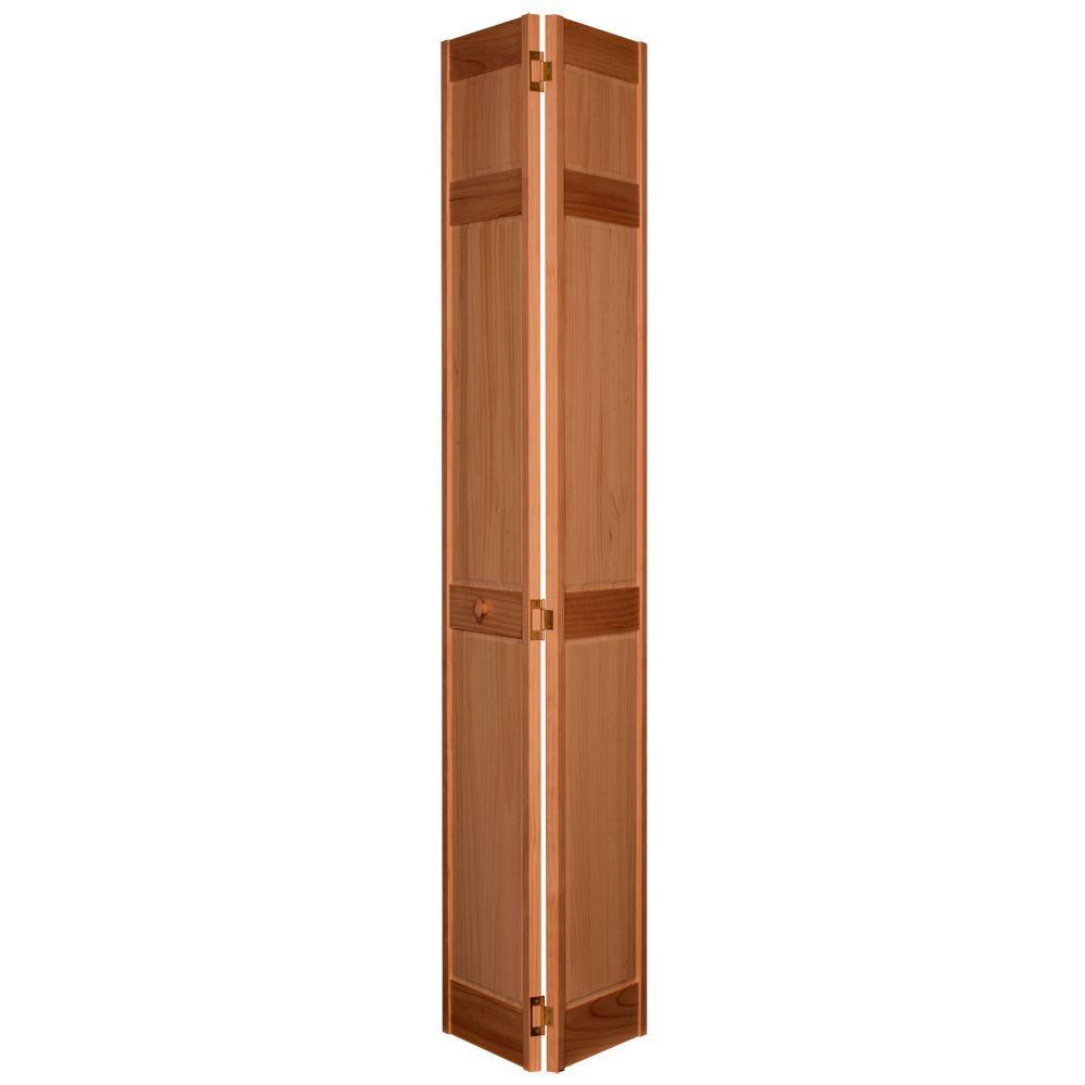 Oak Bifold Closet Doors : In panel golden oak pvc composite interior