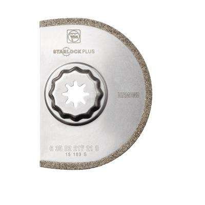 3-9/16 in. Diamond Saw Blade-Starlock Plus