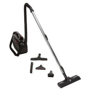 Hoover Commercial PortaPower Lightweight Canister Vacuum Cleaner by Hoover